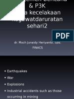 Manag bencana & P3K.ppt