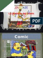 La Historia Del Comic