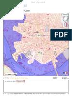 Géoportail - Boulogne-Billancourt Zone de Crue