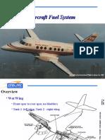 Fuel sistem JS31 jetstream
