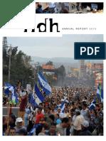 Fidh Annual Report 2015