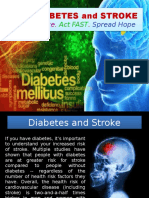 The Diabetes and the Brain