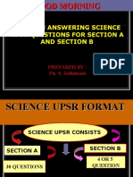The guide answering science question.ppt