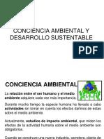 Conciencia Ambiental y Desarrollo Sustentablelectura
