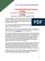 Malarkey About Charter School Funding