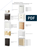 Ikea recalled chest of drawers - June 28, 2016