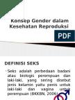 1 - Ppt Konsep Gender Dalam Kespro