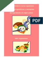 Aperitivos y Entrantes (Recetas Veganas)