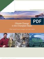 Champlain Climate Report 5 2010