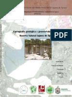 Erupciones y Analisis Petrografico