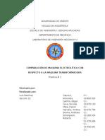 Comparación de Maquina Electrolítica Con Respecto a La Maquina Transformadora (1)