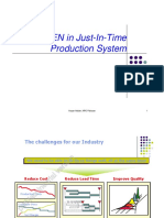 Kaizen in JIT Production System