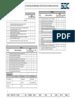Checklist Te3