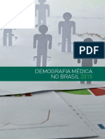 Demografia Medica Brasil 2015