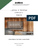 Lighting_of_Buildings - Design Aid
