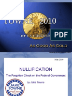 Jake Towne - Nullification (May 2010)