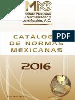 Catalogo 2016f