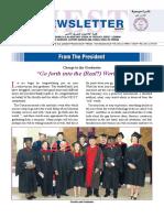 NEST Newsletter June 2016