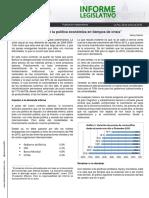 Boletín No. 8, Los retos de la política económica en tiempos de crisis.pdf