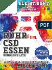 Programm Ruhr.CSD 2016