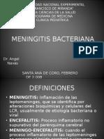 Meningitis Bacteriana Definitiva