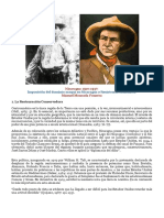 Fonseca, Manuel Moncada- Imposición Del Dominio Yanqui en Nicaragua