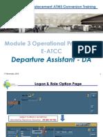 M3 Departure Assistant