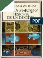 Garcia Marquez_ Historia de Un - Mario Vargas Llosa