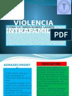 Monografía de Violencia Intrafamiliar
