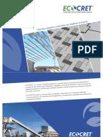 Catalogo Ecocret 2015