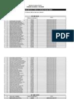 Listado Publicacion GYE 2016