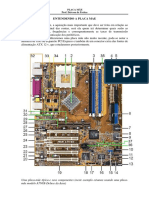 Arquitetura-unidades de Controle-Anatomia de Uma Placa Mae