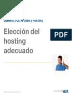Hosting Adecuado