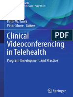 CLINICAL VIDEOCONFERENCE