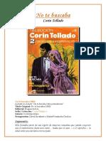 Tellado Corin - No Te Buscaba