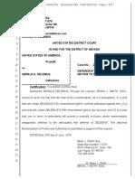 06-27-2016 ECF 566 USA v Gerald Delemus - Motion to Sever Defendant