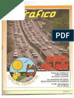 Revista Tráfico nº 13 - Julio/Agosto de 1986 - Especial Verano 86