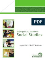 dll social studies content standards