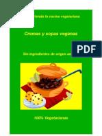 Sopas y Cremas (Recetas Veganas)