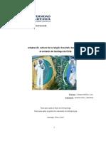 Adaptación cultural de la religión brasileña Santo Daime al contexto de santiago de CHILE