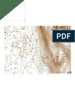 Curvas de Nivel Autocad PDF