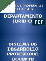 Sistema de Desarrollo Profesional Docente