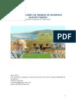 Gpmr de Actividades Agropecuarias