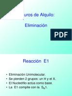 Haluros E1 y E2