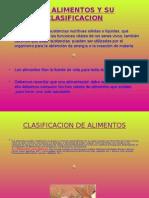 Diapositivas de Alimentos