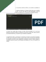 Ejercicios de programacion con listas - Jorge Luis Diaz Suarez - S8A.docx