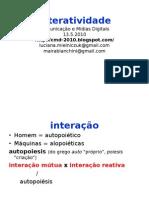 Cmd 13.05 Interatividade