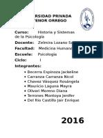 Psicologos en El Perú
