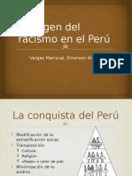 racismo en el Perú