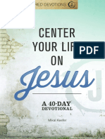 Jesus-Centered Devotions